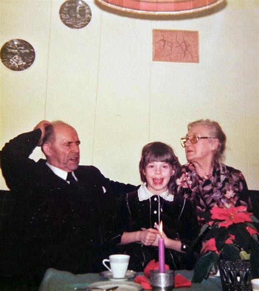 bestemor og bestefar